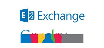 Podpora pro Gmail, Exchange a další